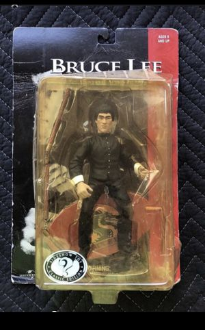 Bruce Lee action figure for Sale in Fresno, CA