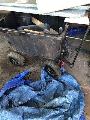 Carreta en buenas condiciones para que cargues cosas por tan sólo 35 for Sale in Phoenix, AZ