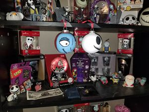 Ultimate Nightmare Before Christmas Collection for Sale in Wichita, KS