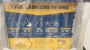 Werner MT17 Multi-ladder, 375 lbs capacity for Sale in Bellaire, TX