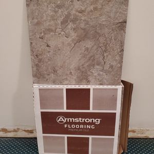 "NEW!! ONE (1) Box Only - HEAVY-DUTY 16"" x 16"" Mesa Stone-Engineered ALTERNA FLOOR TILES (full box of 14 tiles) - total of 24.89 Sq. Ft. - firm price. for Sale in Bailey's Crossroads, VA"