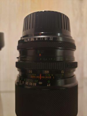 Lenses w/case. Pls check my other items! for Sale in Manassas Park, VA