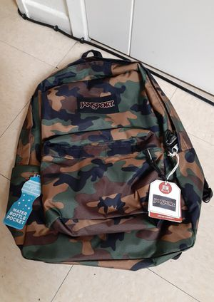 JanSport Cross Town Backpack - Surplus Camo for Sale in Chula Vista, CA