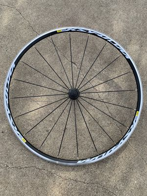 Mavic ksyrium equip 6000 series Front Wheel for Sale in Dallas, TX