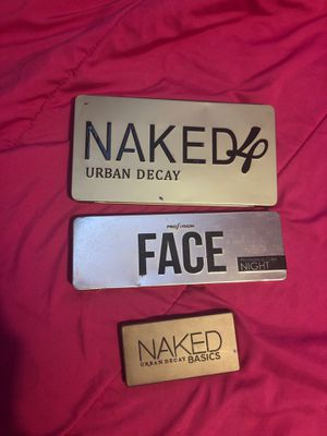 Naked makeup for Sale in Anaheim, CA