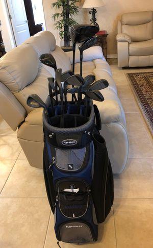 Warrior Golf Clubs for Sale in San Antonio, FL