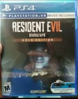 Resident Evil 7 Biohazard Golden Edition for Sale in Fresno,  CA