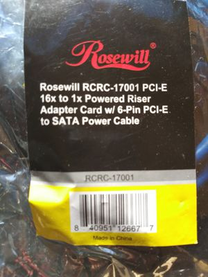 Rosewill for Sale in Long Beach, CA