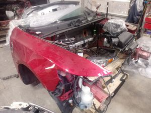 2012 Lincoln mks front clip parts (not much left) for Sale in Philadelphia, PA