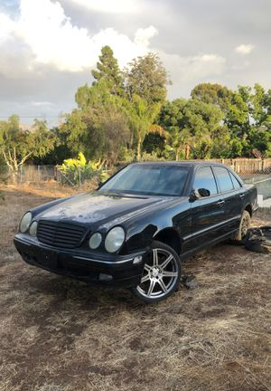 PARTING - Mercedes E430 W210 4Matic for Sale in San Diego, CA