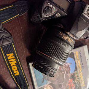 Nikon D70S Bundle for Sale in San Jose, CA