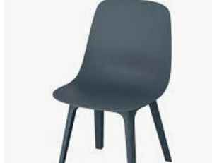 """NEW, IN BOX, black, IKEA, """"Odger"""" chair. Retail price $99.00 for Sale in Washington, DC"""