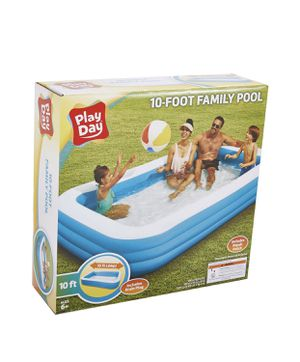 Play Day Deluxe 10 Foot Inflatable Pool for Sale in Glen Burnie, MD