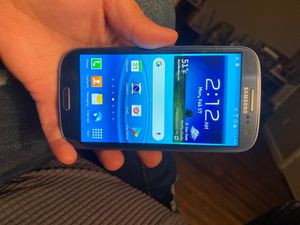 Samsung galaxy S III for Sale in San Jose, CA