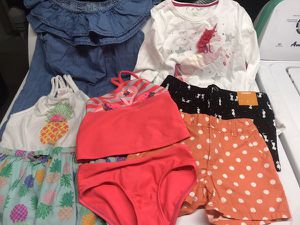 Girls size 6 kids a lot for Sale in Everett, MA
