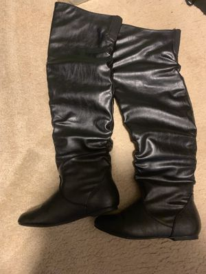 Thigh high boots for Sale in Houston, TX