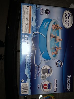 Bestway 10 ft x 30 inch pool for Sale in Portland, OR