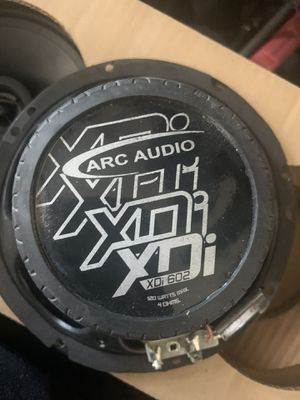 Arc audio 6.5 speakers for Sale in Henderson, NV