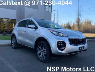 2017 Kia Sportage SX Turbo LOADED!!Low miles for Sale in Portland,  OR