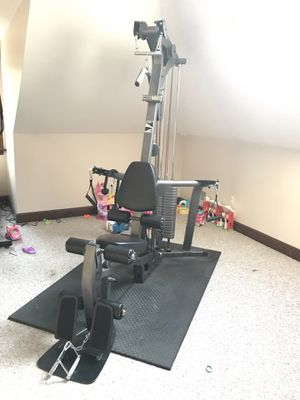 Parabody CM3 Cable Home Gym for Sale in Gibsonia, PA
