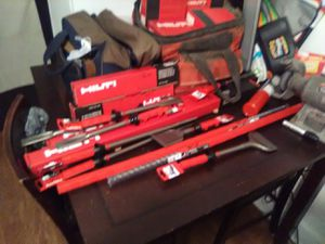 Hilti bites for Sale in Logan Township, NJ