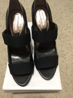 Banana Republic Size 10 Black Heels New Beautiful Shoes for Sale in Sanger, CA