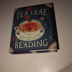 Tea Leaf Reading Book for Sale in Wilsonville, OR