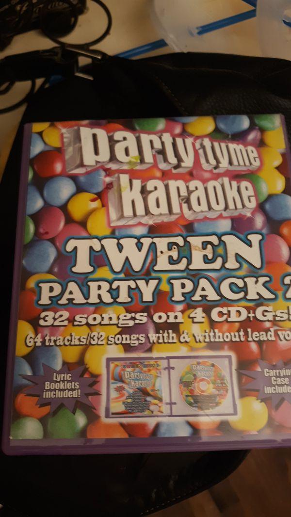 Partyryme karoke 32 songs