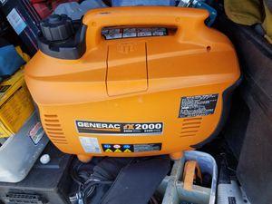 Silensioso nuevo. Generac generador for Sale in Hayward, CA