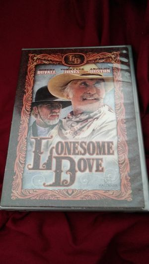 LONESOME DOVE (DVD) for Sale in Fort Worth, TX