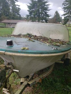 Free Boat for Sale in Lacey,  WA