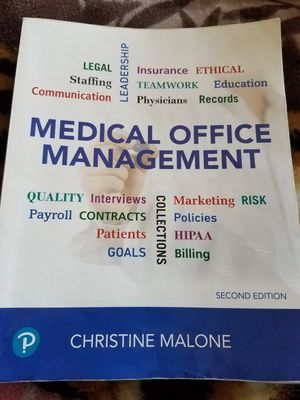 Medical Office Management Book for Sale in Everett, WA