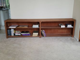 """Wooden Bookcase 8 3/4' x 28"""" x 14"""" for Sale in Puyallup, WA"""