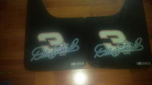 Dale Earnhardt Nascar rear splash guard will sell or trade for something of value for Sale in Meridian, MS