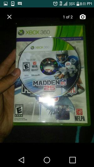 Madden 25 almost new for Sale in Frostproof, FL