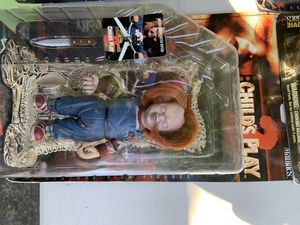 Chucky action figure for Sale in San Jose, CA
