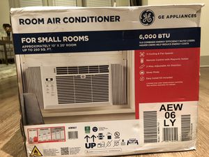 General Electric Room Air Conditioner for Sale in Dallas, TX