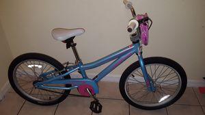 """Girl bike 20"""" 🚴🏽♂️🚴🏽♂️👍 $20 for Sale in Tampa, FL"""