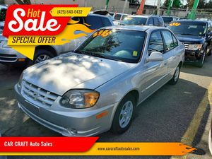 2004 Hyundai Accent for Sale in Brier, WA