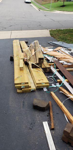 Deck Lumber for Sale in Haymarket, VA