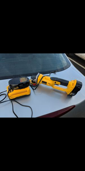 Dewalt Battery powered Grinder/cutter for Sale in Washington, DC