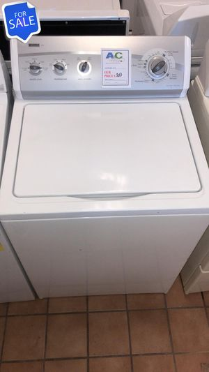 NO CREDIT!! Kenmore 110v Washer CONTACT TODAY! #1512 for Sale in Pasadena, MD