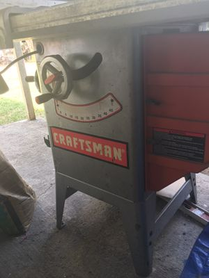 Table saw for Sale in Dallas, TX