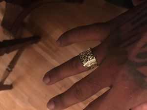 Real Gold nugget ring for Sale in Los Angeles, CA