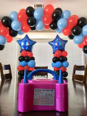 Party Balloon Pump for Sale in Apple Valley, CA