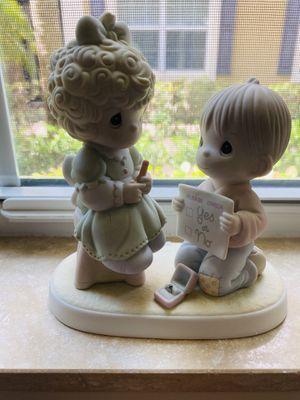 Precious Moments Figurine (Retired piece) for Sale in Naples, FL