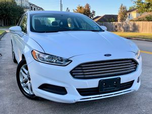 2016 FORD FUSION SE ECOBOOST ! NO ACCIDENT ! - $ 7900 CASH DEAL for Sale in Houston, TX