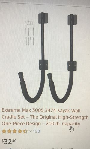 Kayak hanger for Sale in Cleveland, OH