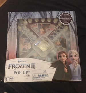 Frozen 2 Pop up Board Game for Sale in Stoughton, MA