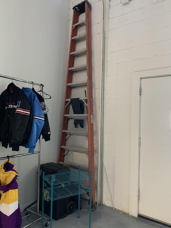 Werner 14ft ladder